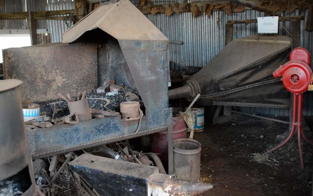 Day 52 Grandad's forge