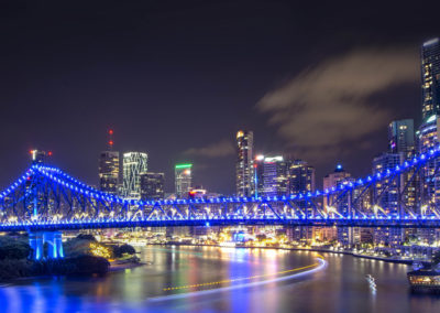 Story bridge Brisbane qld